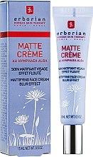Profumi e cosmetici Crema contorno occhi opacizzante - Erborian Matt Cream