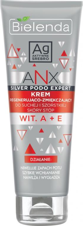 Crema riparatrice per piedi - Bielenda ANX Podo Detox Regenerating Foot Cream