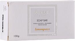 "Profumi e cosmetici Saponetta ""Lemongrass"" per mani e corpo - Kanu Nature Soap Bar Lemongrass"