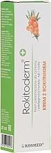 Profumi e cosmetici Crema con l'olivello spinoso - Kosmed Rokitoderm