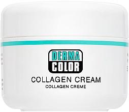 Profumi e cosmetici Crema viso al collagene - Kryolan Dermacolor Collagen Cream