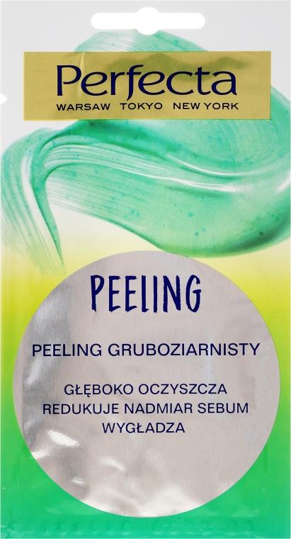 Peeling minerale detergente a grana grossa - Perfecta Peeling