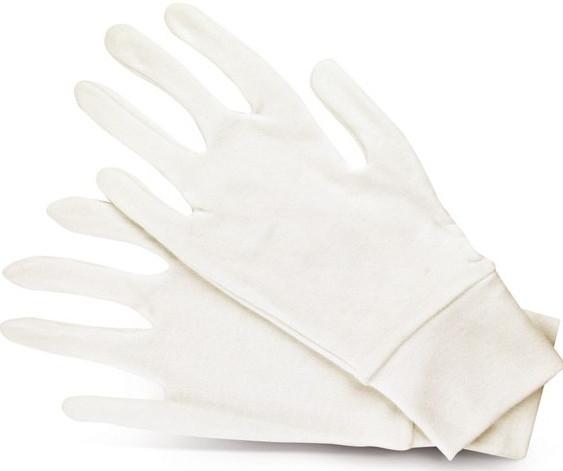 Guanti cosmetici in cotone, 6105 - Donegal