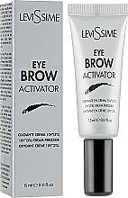 Profumi e cosmetici Ossidante per tinte per sopracciglia 3% - LeviSsime Eye Brow Activator