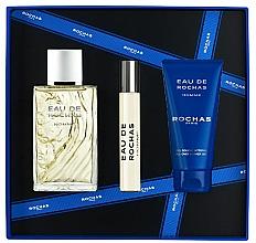 Rochas Eau de Rochas Homme - Set (edt/100ml + sh/gel/100ml + edt/20ml) — foto N2