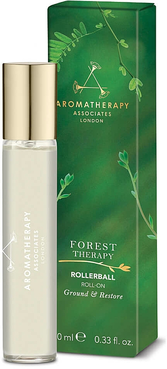 Olio aromatico - Aromatherapy Associates Forest Therapy Rollerball — foto N1
