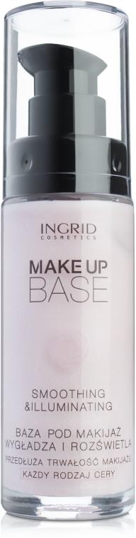 Base schiarente per il trucco - Ingrid Cosmetics Make Up Base