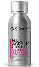 Profumi e cosmetici Liquido acrilico - Silcare Nail Acrylic Liquid Comfort Shot Action