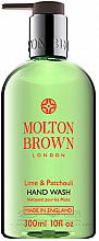 Profumi e cosmetici Molton Brown Lime & Patchouli - Sapone