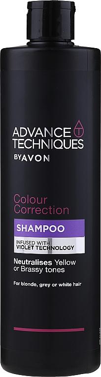Shampoo - Avon Advance Techniques Color Correction Violet Shampoo