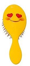 Profumi e cosmetici Spazzola per capelli 2003W, smile sorridente - IDC Design XL Detangle Brush