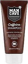 Profumi e cosmetici Shampoo - Man Cave Caffeine Shampoo