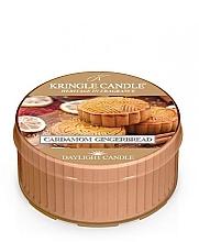Profumi e cosmetici Candela da tè - Kringle Candle Daylight Cardamom Gingerbread