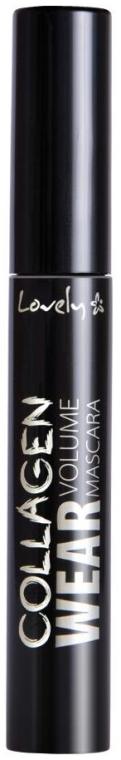 Mascara per le ciglia - Lovely Collagen Wear Volume Mascara