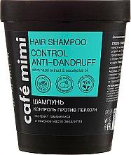 """Profumi e cosmetici Shampoo """"Controllo anti-forfora"""" - Cafe Mimi Shampoo"""
