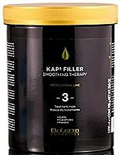Profumi e cosmetici Maschera viso - Salerm Kaps Filler Smoothing Smoothing Therapy 3 Mask