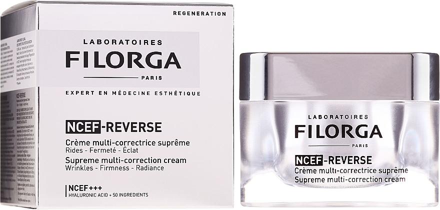 Crema viso rivitalizzante - Filorga NCTF-Reverse Supreme Regenerating Cream