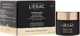 Profumi e cosmetici Crema viso, consistenza leggera - Lierac Premium la Creme Soyeuse Texture