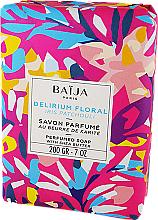 Profumi e cosmetici Sapone profumato - Baija Delirium Floral Soap