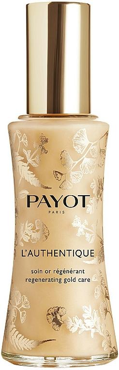 Fluido viso rivitalizzante - Payot L'Authentique Regenerating Gold Care