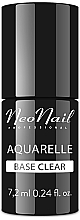 Profumi e cosmetici Base per smalto gel, 7.2 ml - NeoNail Professional Aquarelle Base