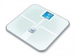 Profumi e cosmetici Bilancia digitale, BF 800 White - Beurer