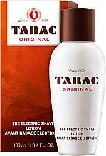 Profumi e cosmetici Maurer & Wirtz Tabac Original Pre Electric Shave - Lozione pre rasatura