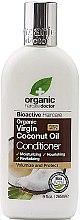 Profumi e cosmetici Balsamo capelli con cocco - Dr. Organic Virgin Coconut Oil Conditioner