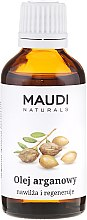 Profumi e cosmetici Olio di argan - Maudi Naturals