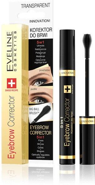 Correttore per sopracciglia - Eveline Cosmetics Corrector Eyebrow — foto Transparent