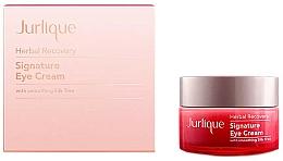 Profumi e cosmetici Crema contorno occhi rassodante - Jurlique Herbal Recovery Signature Eye Cream