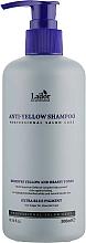 Profumi e cosmetici Shampoo per capelli anti-giallo - La'Dor Anti Yellow Shampoo