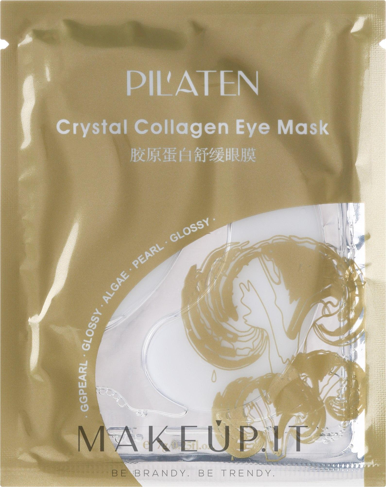 Maschera contorno occhi - Pil'aten Crystal Collagen Eye Mask — foto 7 g