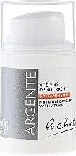Profumi e cosmetici Crema nutriente da giorno, con vitamina E - Le Chaton Argente Nourishing Day Cream with Vitamin E