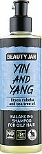 Shampoo per capelli grassi Yin and Yang - Beauty Jar Shampoo For Oily Hair — foto N4