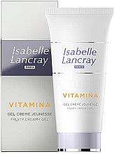 Profumi e cosmetici Crema viso - Isabelle Lancray Vitamina Fruity Creamy Gel