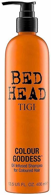 Shampoo intensifica colore - Tigi Bed Head Colour Goddess Oil Infused Shampoo