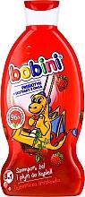 "Profumi e cosmetici Shampoo-gel e schiuma da bagno ""Fragola"" - Bobini"