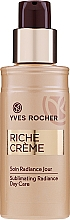 Profumi e cosmetici Lozione illuminante antirughe - Yves Rocher Riche Creme Sublimating Radiance Day Care