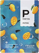 Profumi e cosmetici Maschera in tessuto con mango - Frudia My Orchard Squeeze Mask Mango