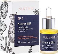 Profumi e cosmetici Elisir anti-età per il viso - Alkemie Nature's DNA Oil Elixir