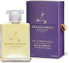 Profumi e cosmetici Olio doccia antistress - Aromatherapy Associates De-Stress Mind Bath & Shower Oil