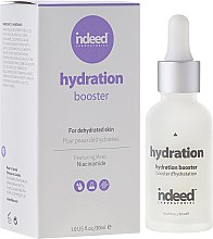 Profumi e cosmetici Booster facciale - Indeed Labs Hydration Booster