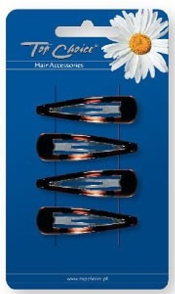 Fermacapelli, 4 pz, 23095 - Top Choice