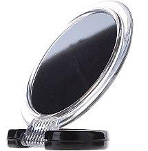 Profumi e cosmetici Specchio cosmetico, 5053, nero - Top Choice