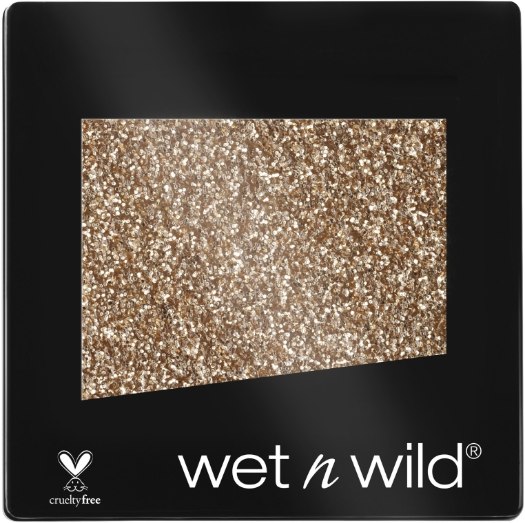 Glitter viso e corpo - Wet N Wild Color Icon Single Glitter