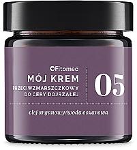 Profumi e cosmetici Crema antirughe all'olio di argan - Fitomed Anti-wrinkle Cream Nr5