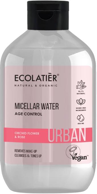 Acqua micellare struccante - Ecolatier Urban Micellar Water Age Control