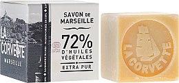 """Profumi e cosmetici Sapone """"Clean"""", in scatola - La Corvette Savon de Marseille Extra Pur"""