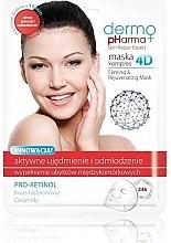 Profumi e cosmetici Maschera viso - Dermo Pharma Skin Repair Expert Firming Rejuvenating Mask 4D